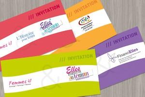 Invitations Femmes 41