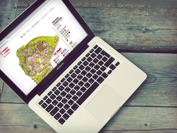 site-internet-parcours-aventure-aveyron