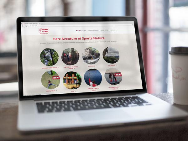 site-internet-parc-aventure-aveyron